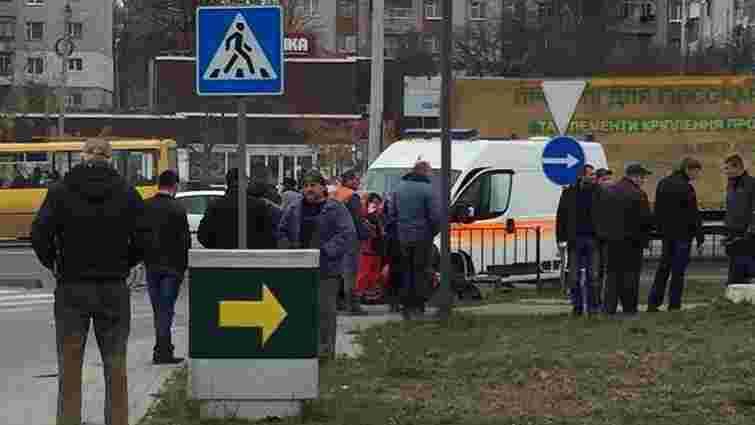 У Львові на тротуарі нетверезий водій насмерть збив 57-річну жінку