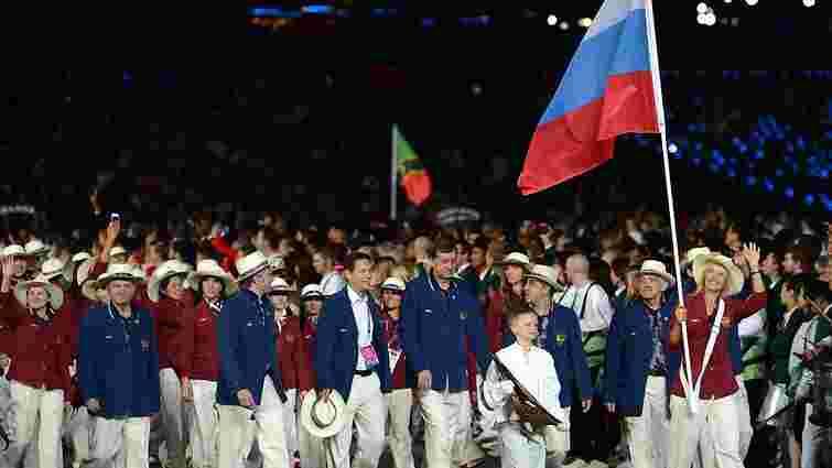 Російські легкоатлети можуть пропустити Олімпіаду-2016 через допінг-скандал за участю ФСБ