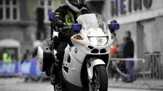 Поліція патрулюватиме центр Львова на мотоциклах