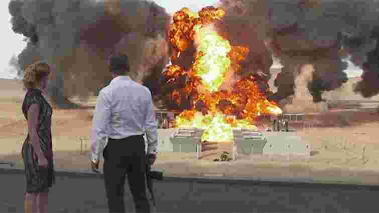 Фільм про Бонда показав найбільший вибух в історії кіно