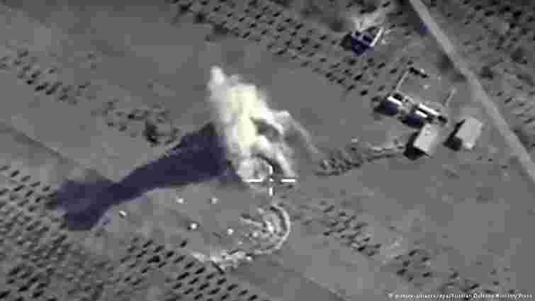 Росія спотворює дані про авіаудари в Сирії – британські експерти