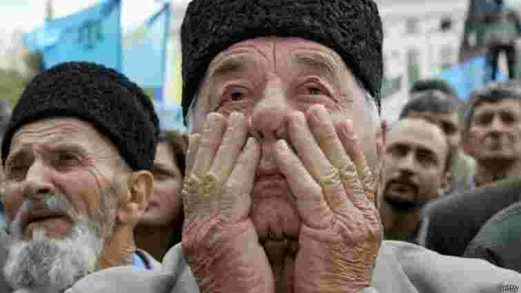 Депортація кримських татар визнана геноцидом