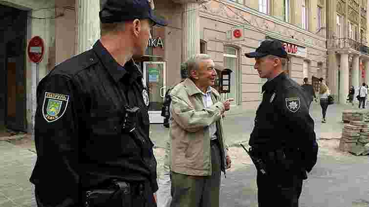 Від часу створення львівська поліція оштрафувала лише 15 пішоходів