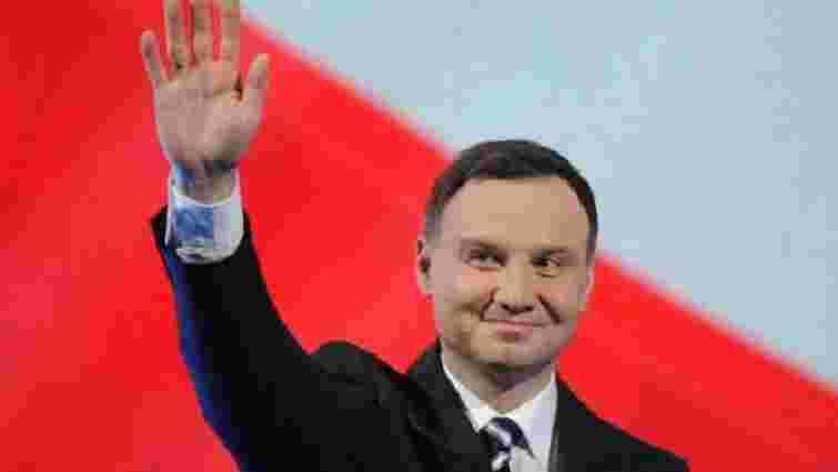 Президент Польщі відвідає Україну в грудні