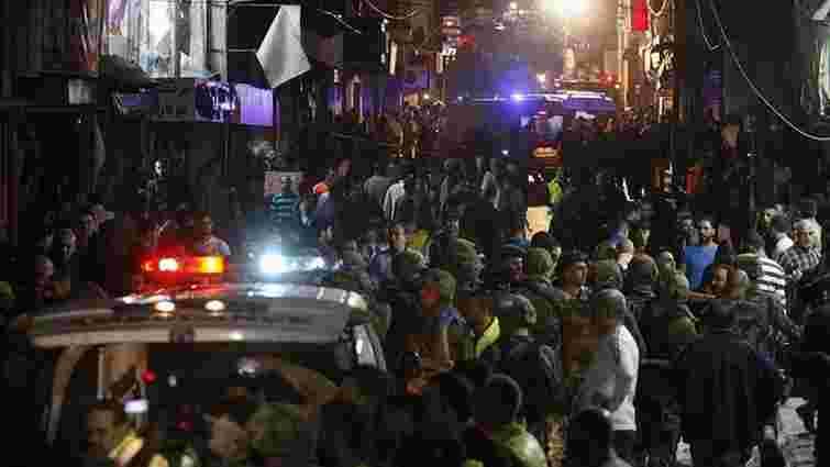 Від вибухів у столиці Лівану загинули 43 людини