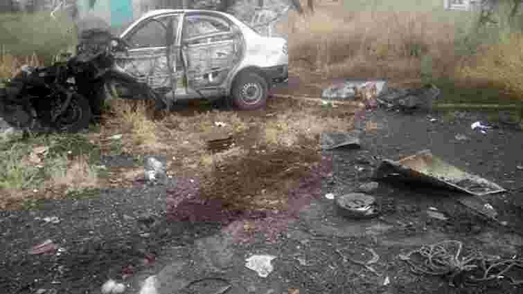 Двоє людей підірвалися на міні у Донецькій області