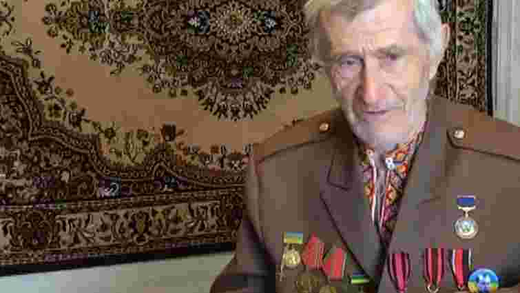 На Прикарпатті 87-річний ветеран УПА хоче йти добровольцем в АТО