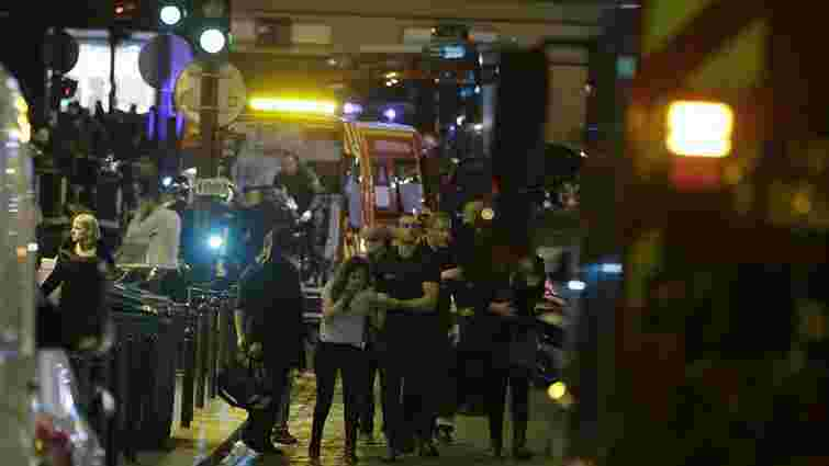 Кількість загиблих під час терактів у Парижі сягнула 60 осіб, - ЗМІ
