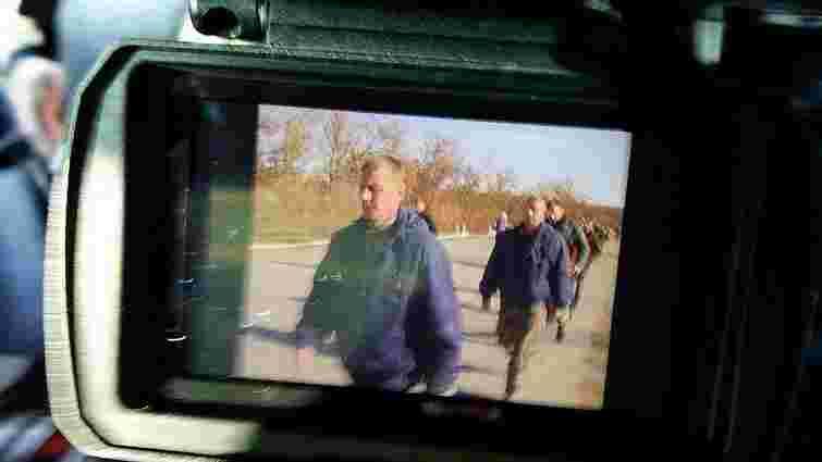З полону донбаських терористів звільнили двох українських рятувальників