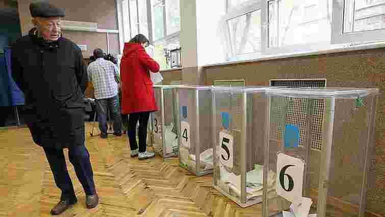 Явка на місцевих виборах на 12:00 склала 12,8%, – ОПОРА