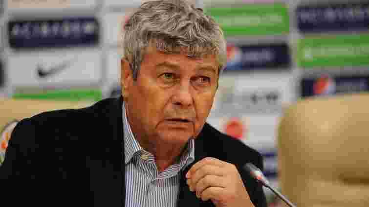 Мірча Луческу не боїться везти «Шахтар» на матч Ліги чемпіонів до Франції