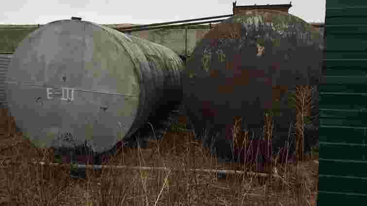 На Луганщині ліквідували нелегальний п'ятикілометровий нафтопровід
