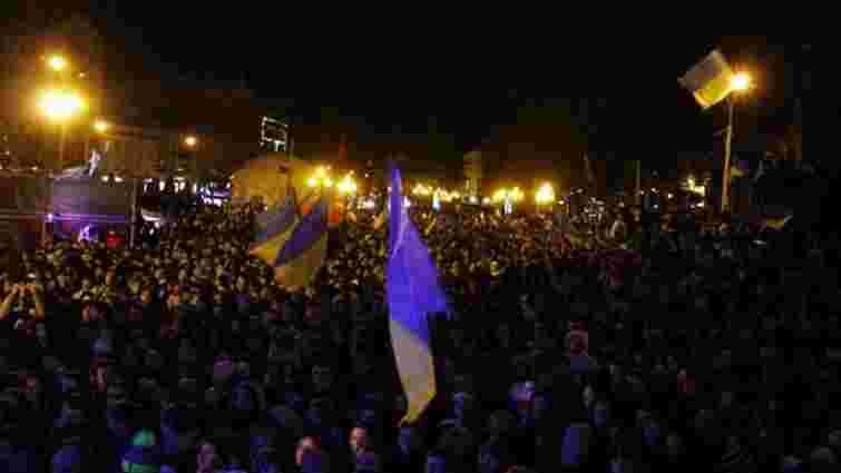 У Львові визначили програму відзначення Дня Гідності та Свободи