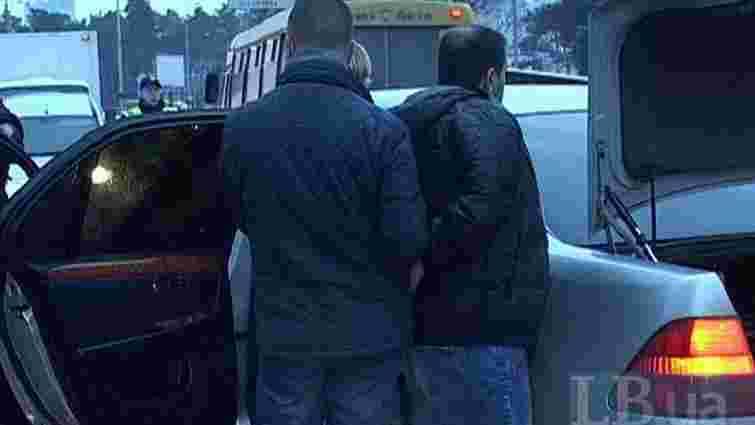 Київські патрульні випадково знешкодили співробітників карного розшуку