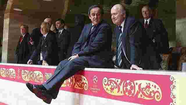 ФІФА відхилила апеляції Блаттера та Платіні щодо відсторонення від футбольної діяльності