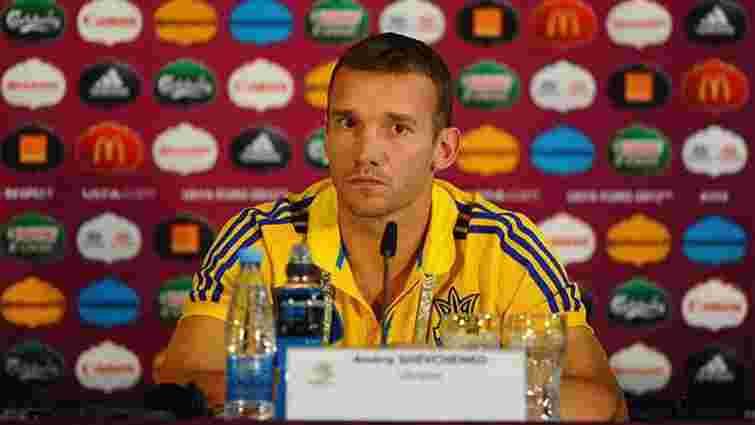 Президент ФФУ підтвердив бажання Андрія Шевченка очолити збірну України