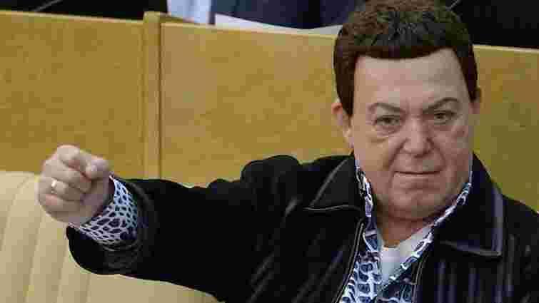 Йосипу Кобзону присвоїли звання «героя ДНР»