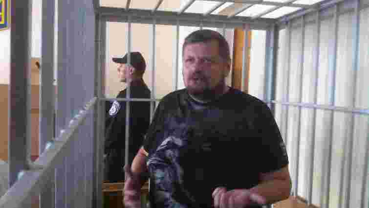 Суд щодо обрання запобіжного заходу Мосійчуку перенесли на 4 грудня