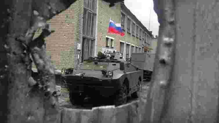 Терористи обстрілюють позиції сил АТО на Донецькому та Артемівському напрямках