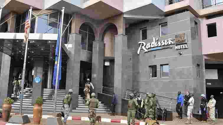 Під час нападу на готель в Малі загинули шестеро росіян