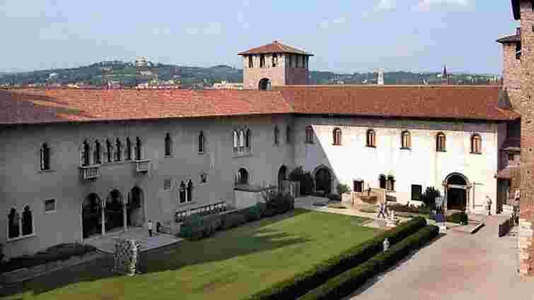 З музею Верони викрадено 17 картин вартістю більше €10 млн