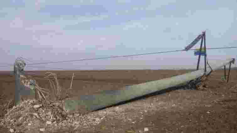 «Укренерго» заявило про готовність відновити електропостачання Криму за чотири доби