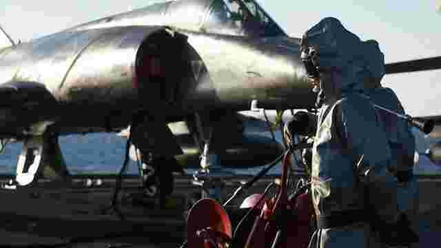 Авіаносець Charles de Gaulle завдав перших ударів по позиціях ІДІЛ