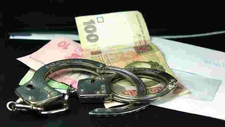 На хабарі ₴20 тис. затримали посадовця Держенергонагляду у Львові