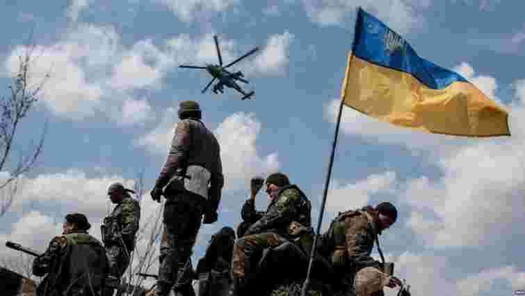 За добу в зоні АТО поранені четверо українських військових