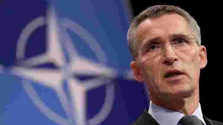 НАТО підтримує Туреччину в ситуації з російським літаком, – генсек