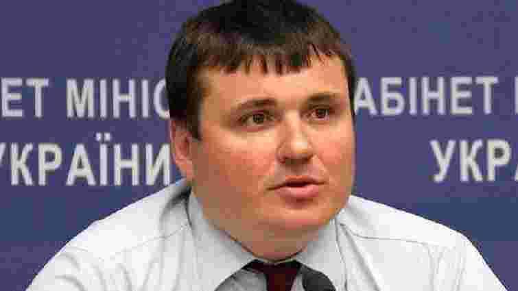 Заступник міністра оборони Гусєв написав заяву на звільнення