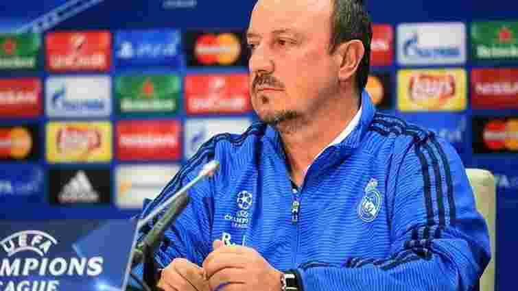 Наставнику мадридського «Реалу» сподобався теплий прийом у Львові