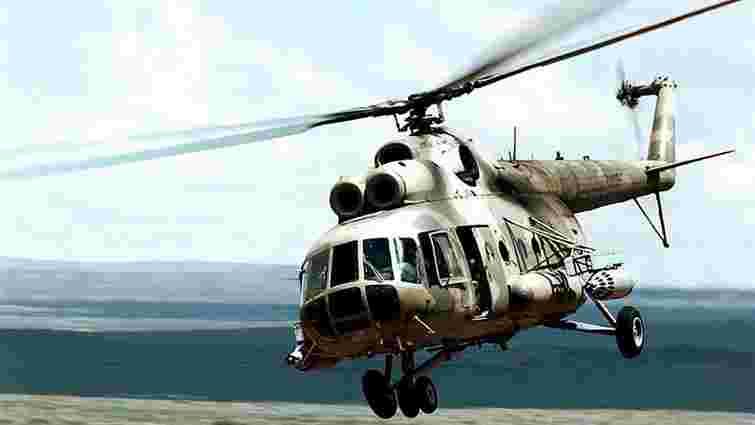 У Росії внаслідок падіння вертольота загинули 15 людей (оновлено)