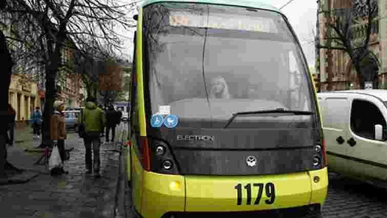 28 листопада львівські трамваї курсуватимуть зі змінами