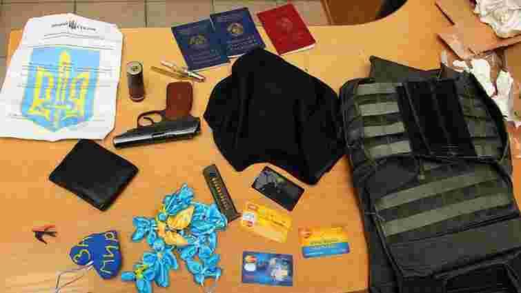 У Мінську затримали білоруса, який воював у «Правому секторі»