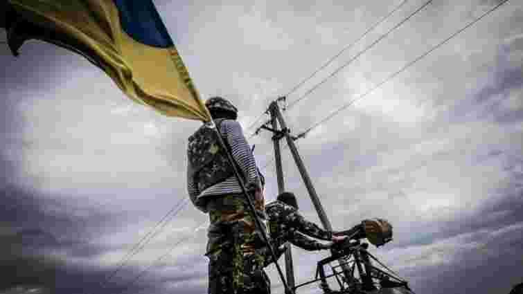 Бойовики на Донбасі 13 разів обстріляли сили АТО у темну пору доби