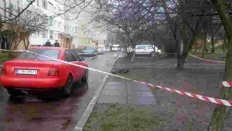 У Львові на Сихові знайшли гранату