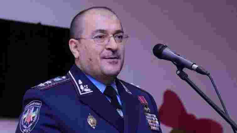 Аваков прийняв рапорт про відставку Паскала