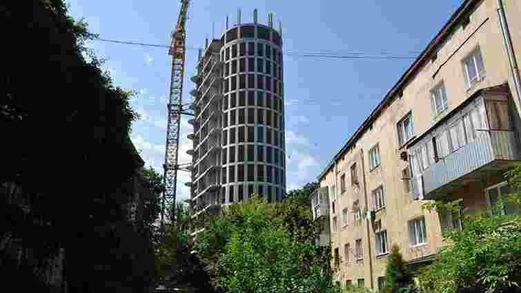 Львівська міськрада створить карту незаконних забудов