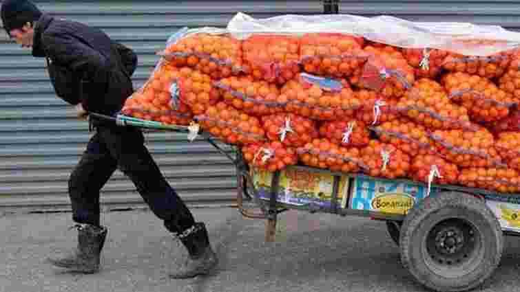Через санкції Росії проти Туреччини в Україні очікуюють зниження цін на цитрусові