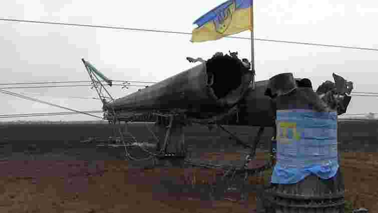 Уночі помер один з учасників блокади Криму