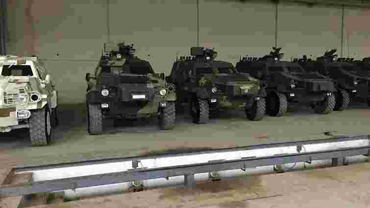 Львівський бронетанковий завод виготовив першу партію БТРів «Дозор-Б»