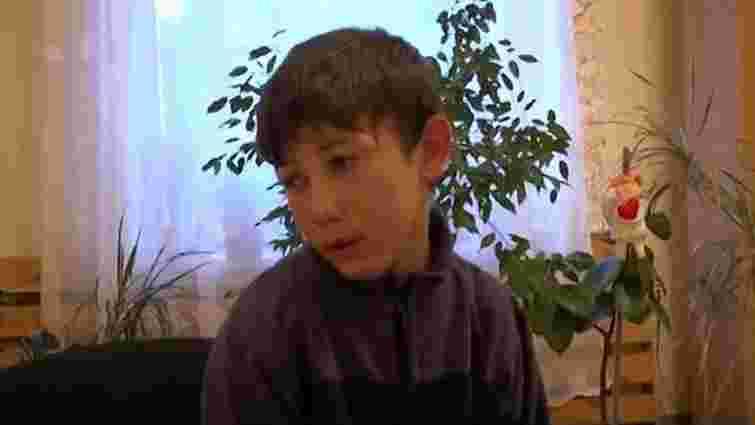 На Закарпатті хворий на ДЦП хлопчик втік від батьків-п'яниць