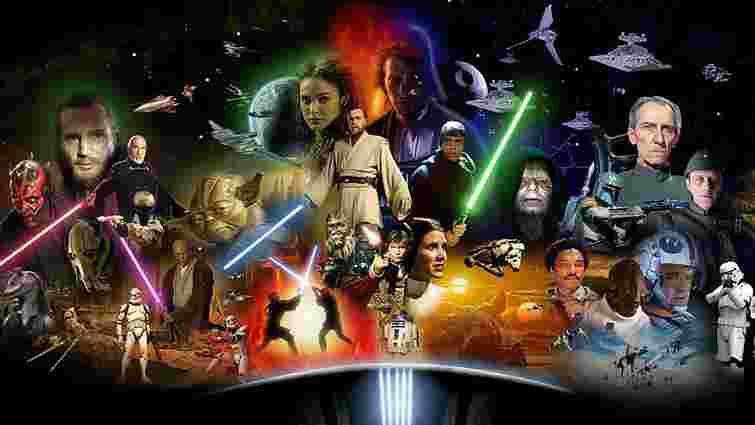 Шість епізодів «Зоряних воєн» умістили у трихвилинний ролик