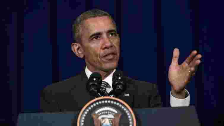 Обама закликав Конгрес  дозволити військові дії проти «Ісламської держави»