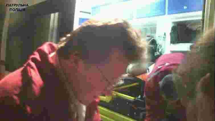 Під час сімейної сварки львів'янка на очах у дітей зарізала чоловіка