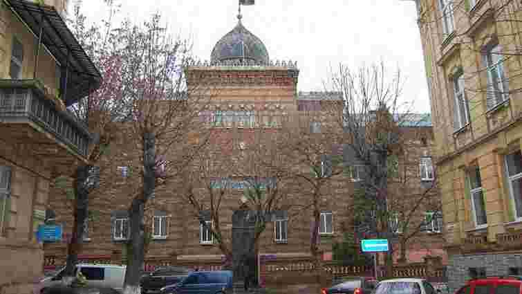 Купол єврейського шпиталю у Львові наступного року відреставрують