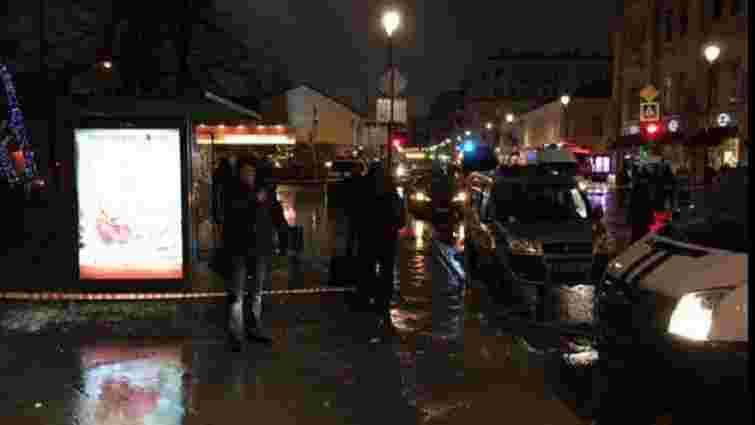 У Москві в натовп кинули вибуховий пристрій: є поранені