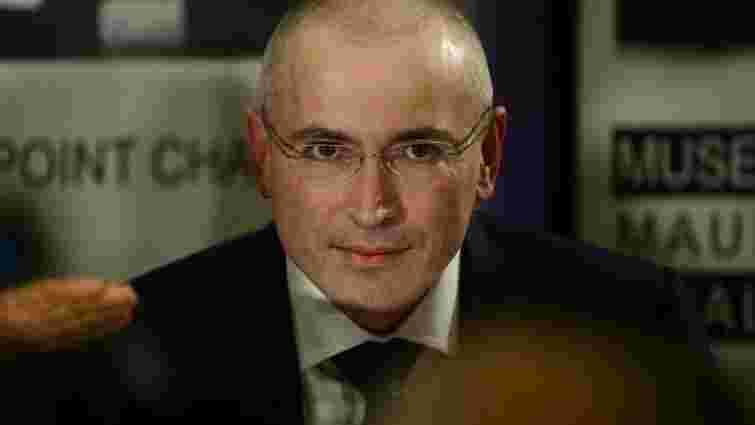 Ходорковського викликали на допит як обвинуваченого у вбивстві
