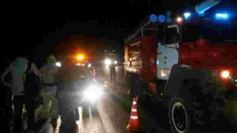 В Росії автобус з жителями Донецька перекинувся дорогою до Москви